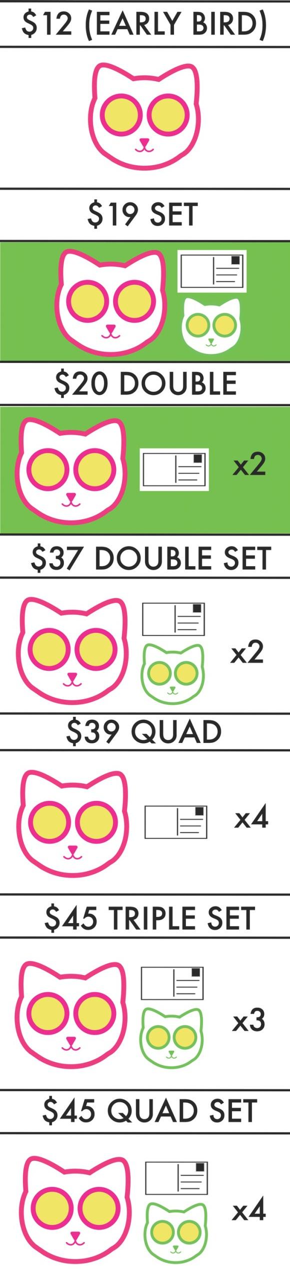 猫型目玉焼き器