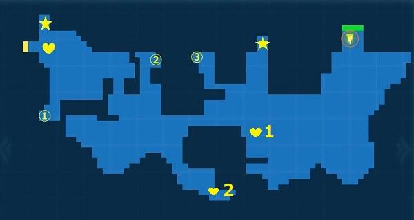 マランダ海岸MAP1