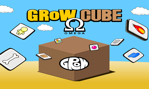 GROW CUBE Ω