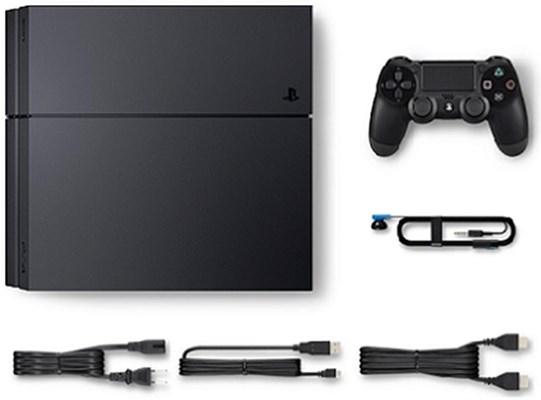 PS4についてくるもの
