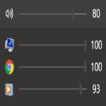 Windows10で個別にアプリの音量を変える方法!1クリックで簡単変更