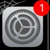 iPhoneでアプリに表示される数字(アイコンバッジ)を消す・非表示にする方法