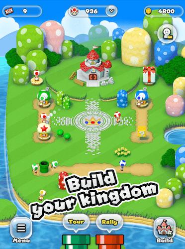 王国づくり