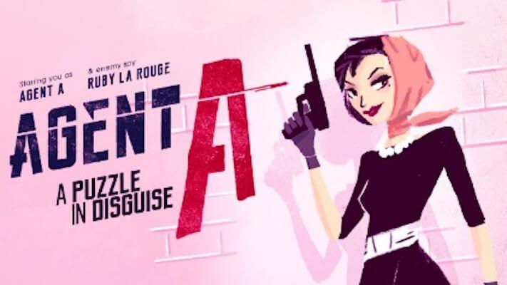 Agent A -偽装のパズル-