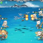 【戦艦少女R】第六章「6-2 イギリス海峡」のルート分岐条件【攻略】