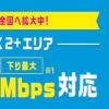 UQ WiMAX2+の特徴やメリット!口コミの評判はどう?